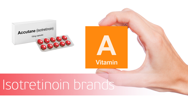 Isotretinoin Brands